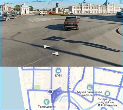 Фото на карте Yandex