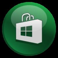 Иконка Microsoft store