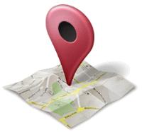 Иконка карт Google Maps