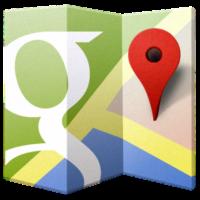 Иконка сервиса Google maps
