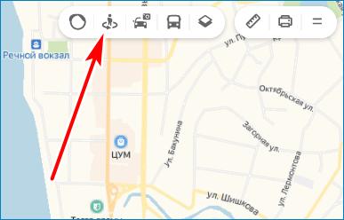 Панорамные карты Yandex