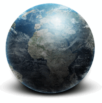 Планета онлайн Google Earth