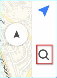 Поиск на карте Yandex