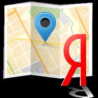 Яндекс карты иконка