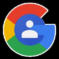 Иконка аккаунт Google