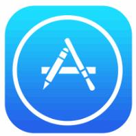 Лого App Store