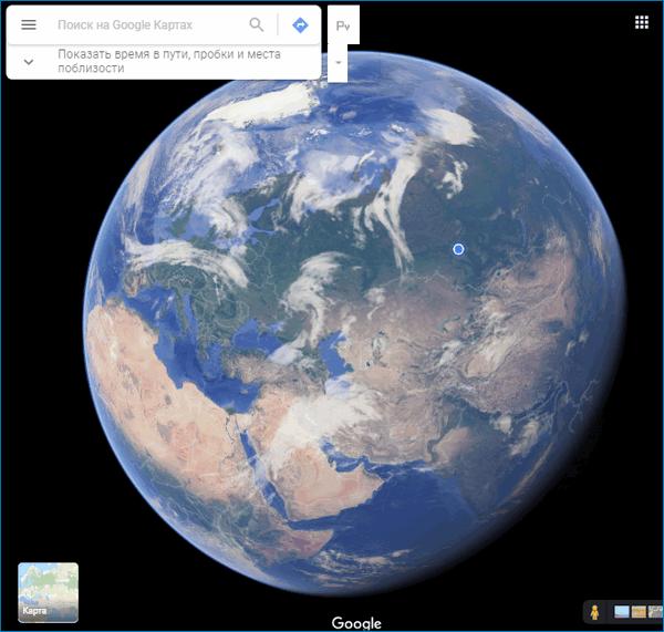 Планета Google