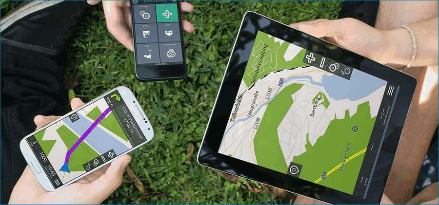 Устройства с GPS