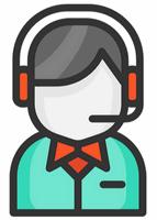 иконка оператор